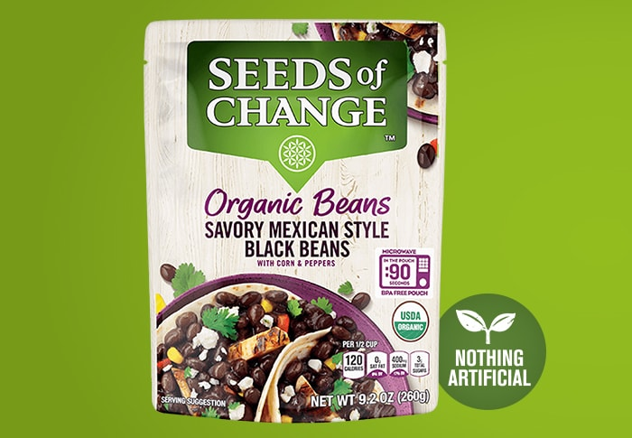 /BarefootPetcare/Seeds/Food/Beans/231 Savory Mexican Style Black Beans/2-31-Savory-Mexican-Style-Black-Beans-Front-of-Pack