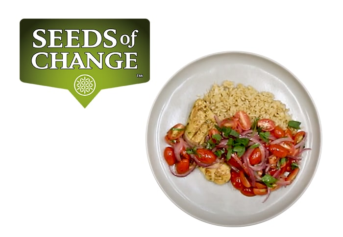 Seeds of Change® Steakhouse Recipe